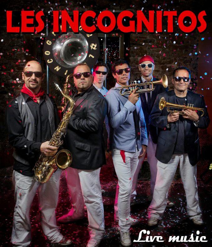 Photo HD Les Incognitos